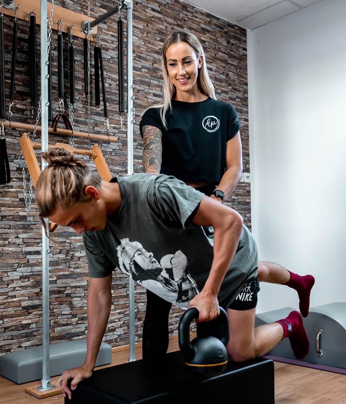 Individualni trening / v paru